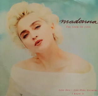 "Madonna - The Look Of Love (12"") (EX+/EX+)"